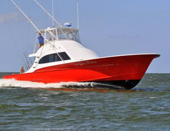 the hook up charter hatteras